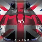 E-type 50th anniversary book NO VAT